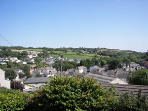 View of Chacewater from North Hill